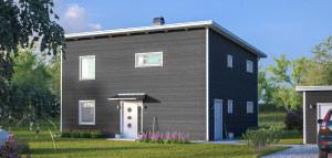 Villa Kuben5 rum och kök, 162,5 kvm
