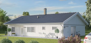 Villa Sjövik 6 rum och kök, 141,5 kvm