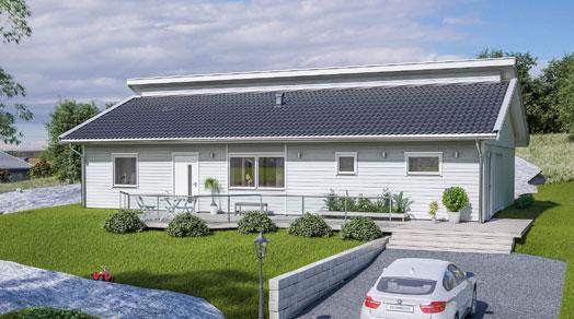 Villa Sjövik modern